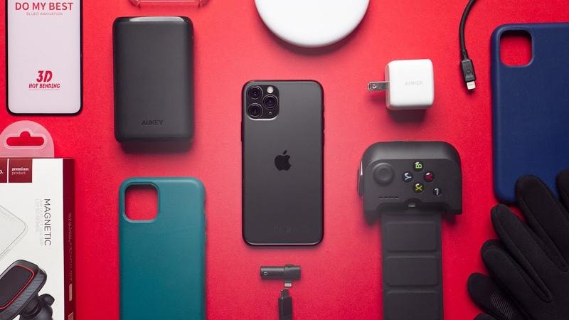 Топ 11 аксессуаров для iPhone 11 Pro
