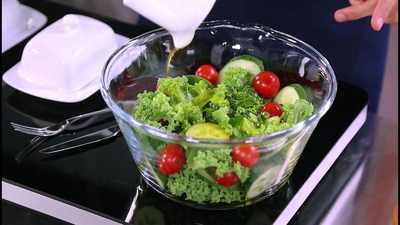 5 необычных салатных заправок