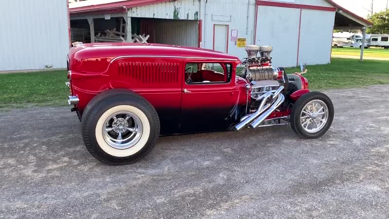 This Radical 1930 Ford Packs a 960hp Punch - Hot Rod Network