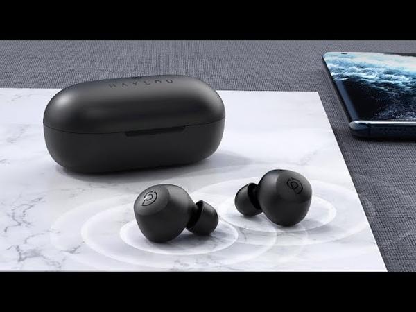 Haylou T16 TWS наушники с активным шумоподавлением за $40 🔥 AirPods Pro выкуси