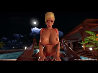 Sensual Adventures Episode 5 The Vacation {Night Time Pussy)