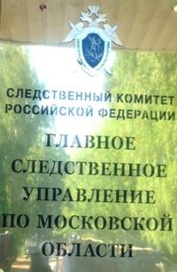 электронный портал московской области