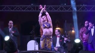 Hot bellydance /Belly dance show of Oxana Bazaeva in Taba Egypt  ⁄اوكسانا  ⁄ Египет  ⁄Оксана Базаева