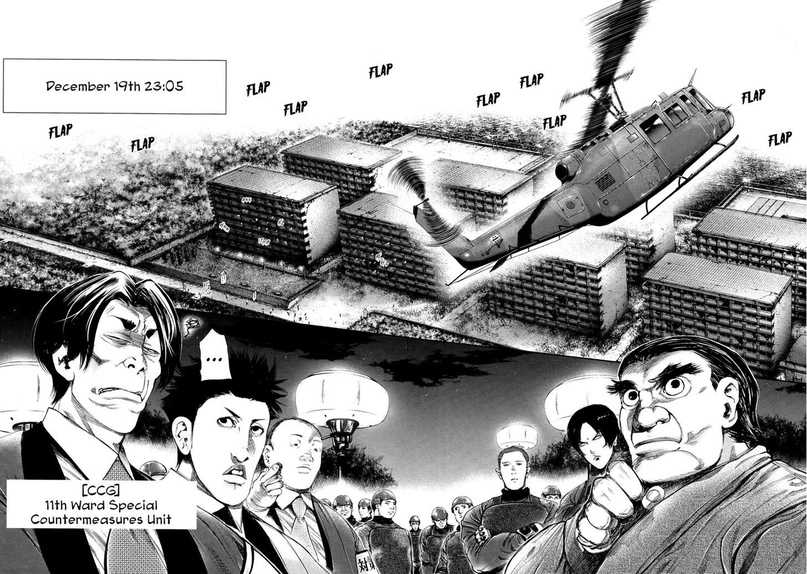 Tokyo Ghoul, Vol.7 Chapter 60 High Spirits, image #3