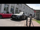 [JvDSupercars] Mercedes-AMG GLC 63 S 4-Matic in Düsseldorf - Exhaust sounds!