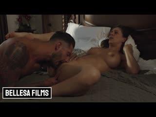 Cherie Deville трахается жестко с Quinton James на Bellesa Films brazzers sex porno anal инцест HD порно минет сиськи tits секс