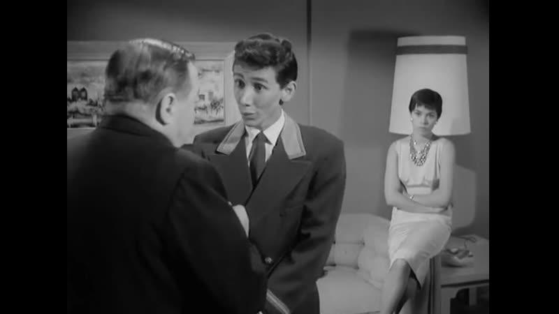 Альфред Хичкок представляет - Человек с юга (Man from the South 1959) 5 сезон 15 серия