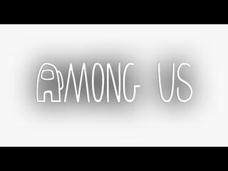 Космонавт из игры Among Us мк