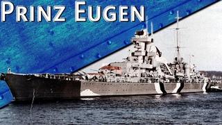 Только История: тяжелый крейсер Prinz Eugen