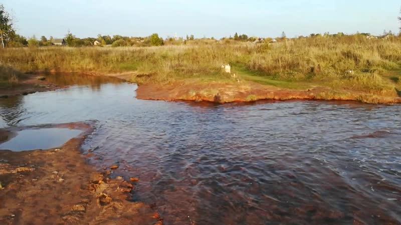 Царицинский источник минеральной воды Старая Русса