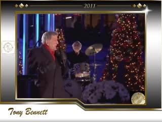 Christmas in Rockefeller Center 2011 Tony Bennett LIVE [NBC]