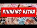 Dinheiro Extra 2020 Com o Bolso Cheio de Dinheiro