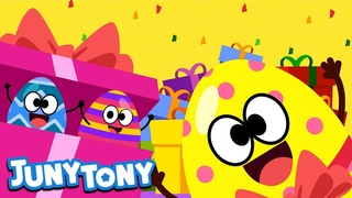 Happy Easter   Easter Songs   Kids Songs   Nursery Rhymes   JunyTony