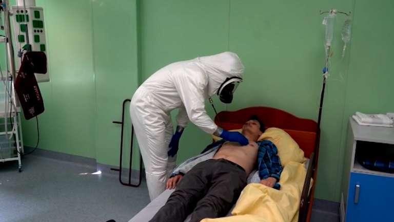 В КЧР число инфицированных коронавирусом приблизилось к 3800 человек