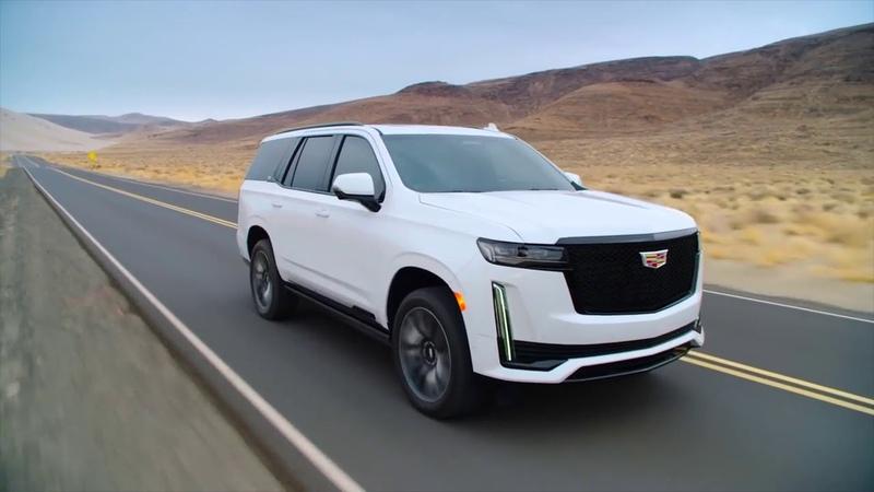 2021 Cadillac Escalade TOP Luxury SUV