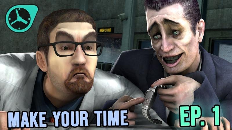 SFM Make Your Time Episode 1 Inbound Half Life Black Mesa Machinima Series