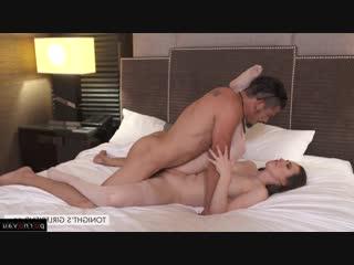 Casey calvert & bambino [ anal / ass , cum on face , linen , riding dick]