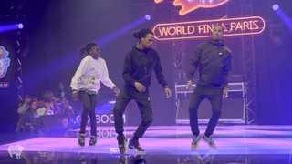 Les Twins ft Salif Performance at Redbull DYS World Finals | Paris, France YAK FILMS