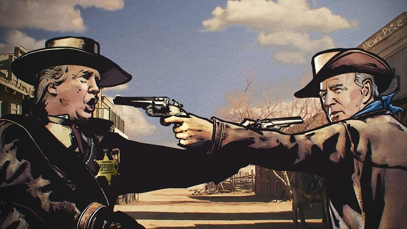 Гамбит Вепря Рыжий Донни vs Сонный Джо грандиозный ганфайт в Пиндосвилле
