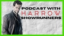 HARROW CREATORS ANSWER FAN QUESTIONS! - Stephen M. Irwin and Leigh McGrath