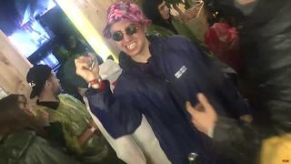 Alfa Future People 2019 - танцпол DUFT Hookah (день 2)