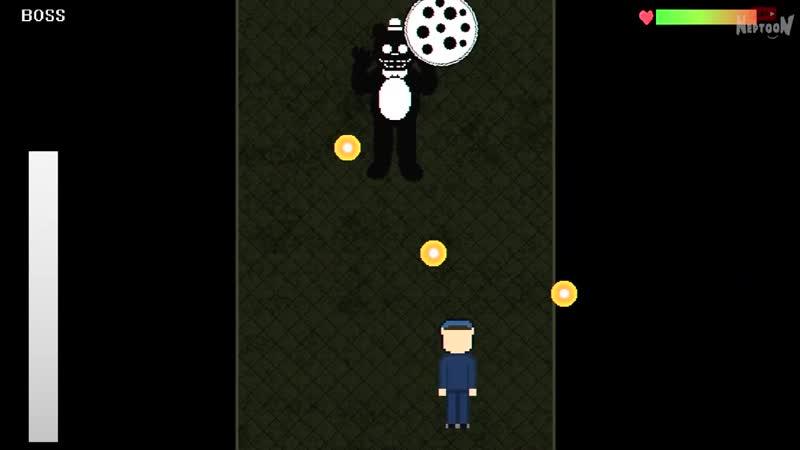 The NeptooN ПИКСЕЛЬНЫЕ ЧИКА И БОННИ БОСС ТЁМНЫЙ ФРЕДДИ ▶️ FNAF The Freddy Files 2
