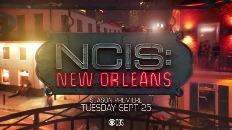 Морская полиция: Новый Орлеан / NCIS: New Orleans Промо 5-го сезона (2018)