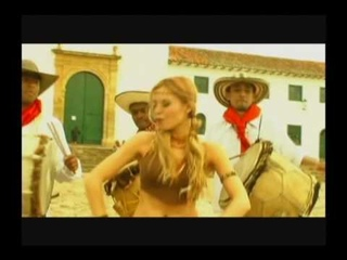 "CAROLINA LA O - CONTIGO (Album ""De mi Fuego"")"