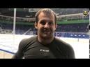 «Салават Юлаев» - «Северсталь». Послематчевое интервью Антона Сизова