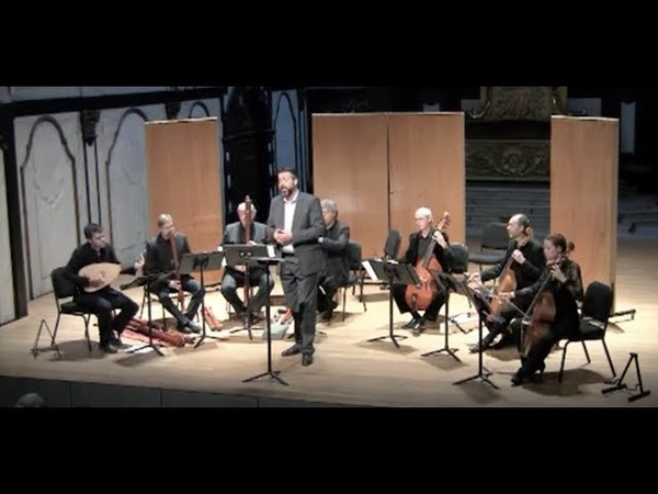 Ludwig Senfl LIVE 'Es taget/ Ach Elslein'