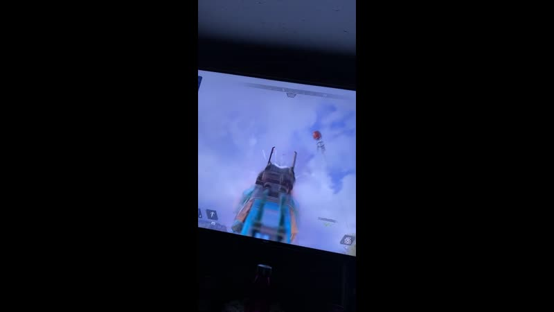Sorry for the quality recording but I hit this nasty shot Absolutely calculated