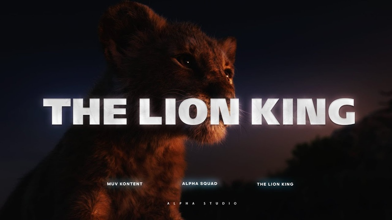 THE LION KING | Aether - Catharsis👑