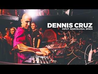 Dennis Cruz - Live  Input, Barcelona, Spain