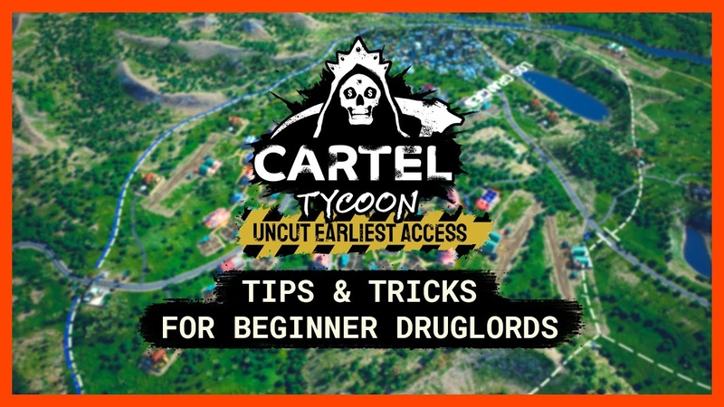 Cartel Tycoon | How To Start Your Empire (Tips Tricks for Beginners)