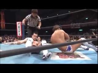 IWU Kota Ibushi vs Prince Devitt - NJPW 2011