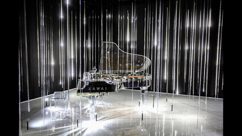 Piano Sigrist presents Kawai Crystal Rain CR 1M