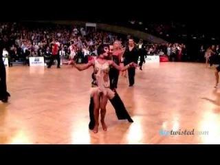 Simone Casula – Laura Marras, GOC Stuttgart 2014, WDSF Grand Slam latin, 4. round - jive