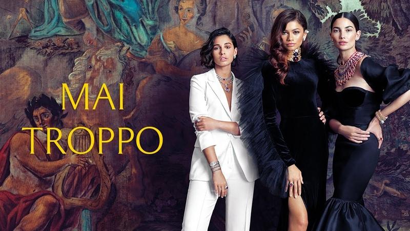 MAI TROPPO (Never Too Much) – Bvlgari's New Brand Movie – Director's Cut