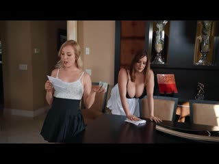 Maggie Green, Dixie Lynn - Rich Girl and Her Maid