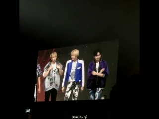 "Fancam The 2nd World Tour ""THE CONNECT"" in Los Angeles"