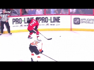 NHL 2018-2019 / RS /  / Philadelphia Flyers @ Ottawa Senators