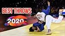 Best Judo Ippons 2020 Лучшие Броски в Дзюдо 2020【柔道2020】