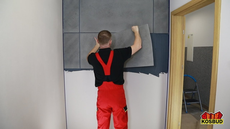 Elastyczny beton architektoniczny STONO instrukcja montażu