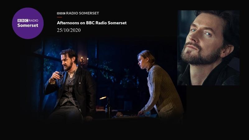 Ричард Армитидж в эфире BBC Radio Somerset