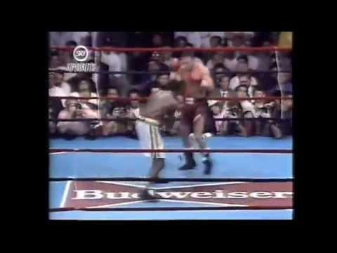 Gilbert Dele vs Vinny Pazienza 10 1 1991