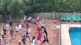 Лагерь Непоседы. День 5. Испания. Лето 2017 / Neposedy Camp. Day 5. Spain. Summer 2017