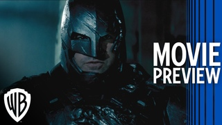 Batman v Superman: Dawn of Justice | Full Movie Preview - Fight Scene | Warner Bros. Entertainment
