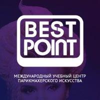 """Логотип Школа красоты """"BEST POINT"""" Тольятти"""