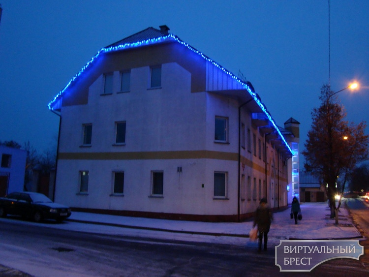 В Московском районе подведены итоги конкурса на лучшее новогоднее оформление