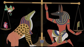 Nina Paley: Death of the Firstborn Egyptians
